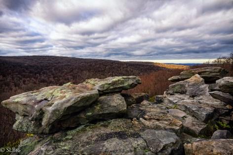 Wolf Rocks Overlook