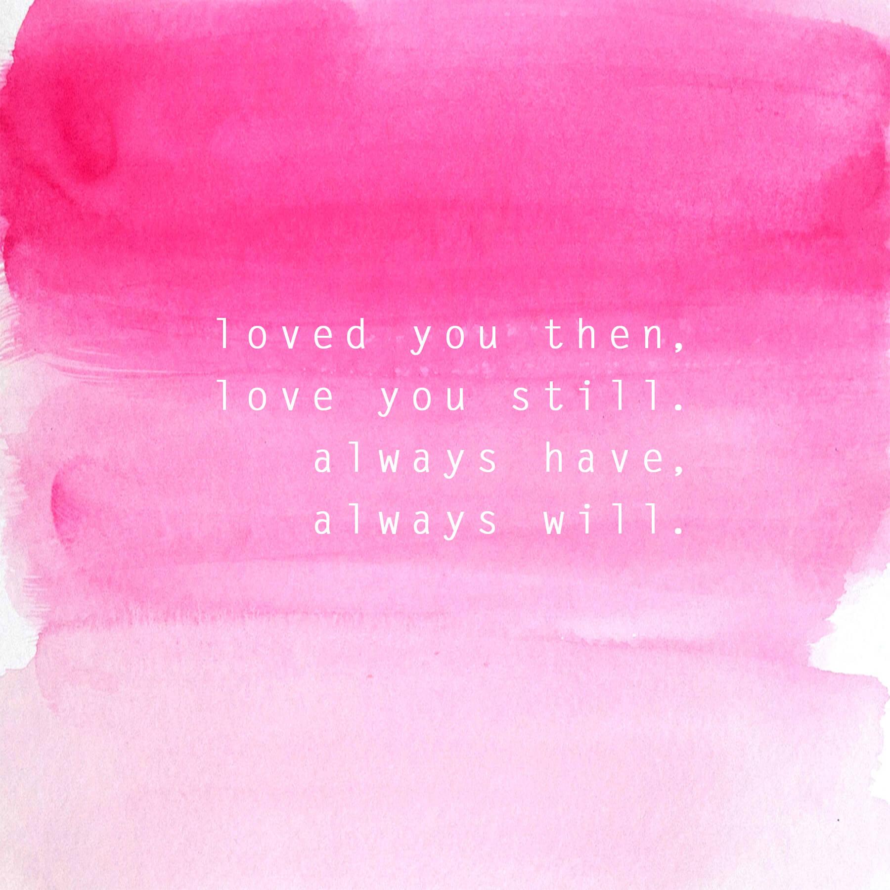 Free Love Printable