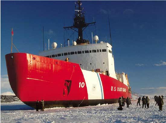The Polar Star (Credit: http://en.wikipedia.org/wiki/File:Uscgc_polar_star.jpg)