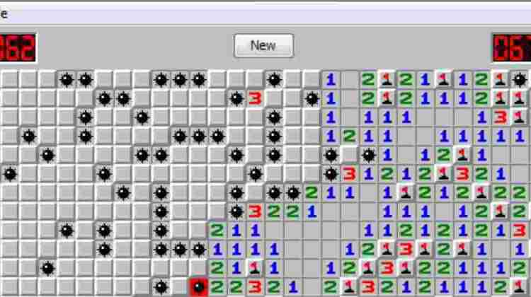 teach me how to minesweeper