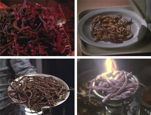 sci-fi food