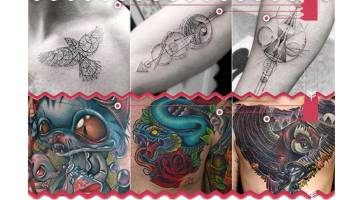 tattoo stilarten styles tattoo chief