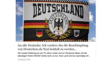 Beschimpfung von Deutschen beitragsbild