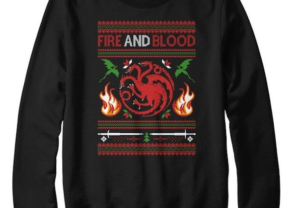 Game of Thrones Sweater
