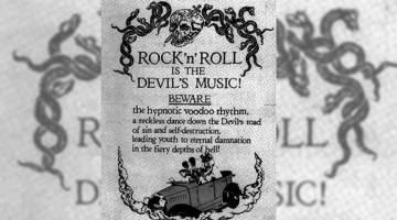 Geheime Botschaften in Rock Songs