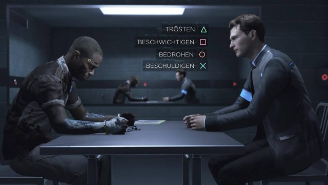 SLEAZE + Detroit: Become Human