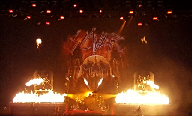 SLEAZE + Slayer