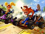 SLEAZE + Crash Team Racing