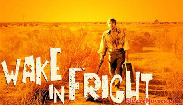 Wake in Fright (Outback) (1971) watch online