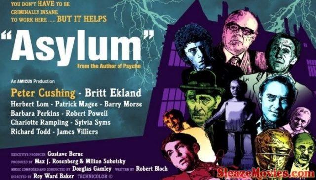 Asylum (1972) watch online