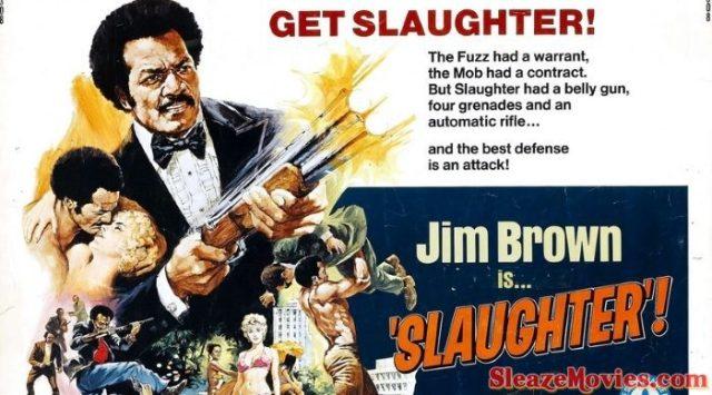 Slaughter (1972) watch online blaxploitation
