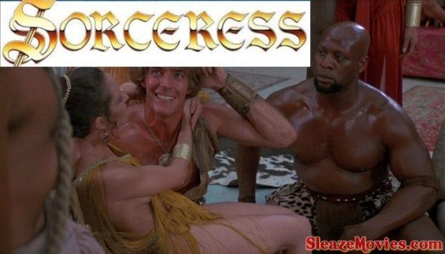 Sorceress (1982) watch online cult movie