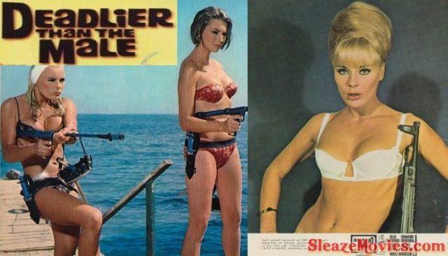 Deadlier Than the Male (1967) watch online