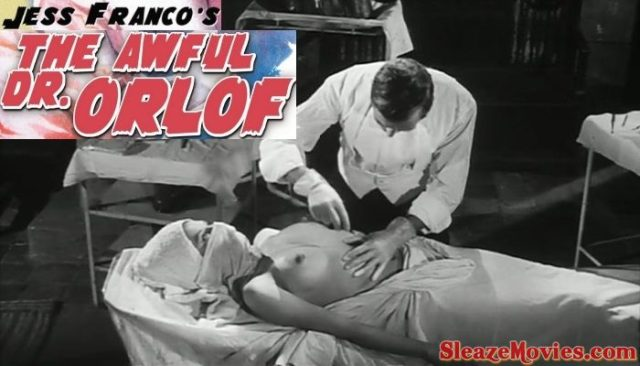 The Awful Dr Orlof (1962) watch Jess Franco's cult horror