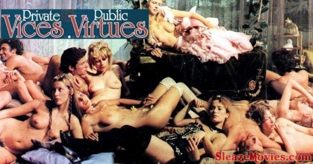 Private Vices, Public Pleasures (1976) watch UNCUT
