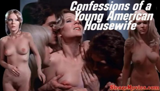 Confessions of a Young American Housewife (1974) watch uncut