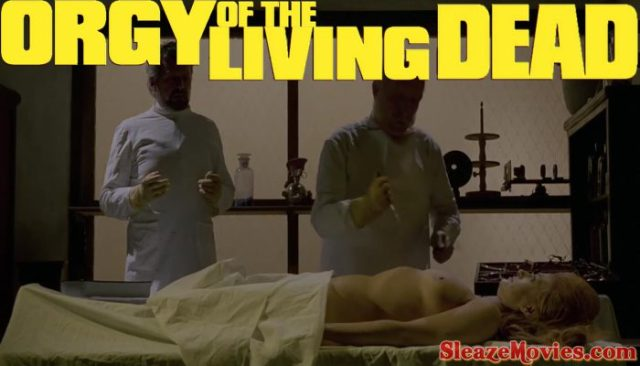 Orgy Of The Living Dead (1973) watch uncut