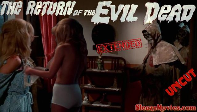 Return of the Evil Dead (1973) watch uncut and extended