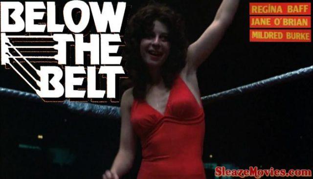 Below the Belt (1980) watch online