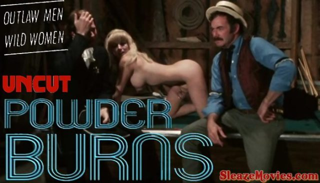 Powder Burns (1971) watch uncut