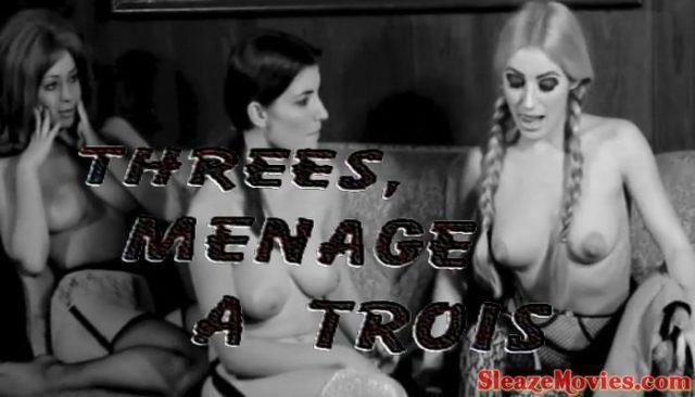 Threes, Menage A Trois (1968) watch uncut