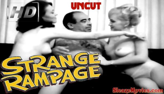 Strange Rampage (1967) watch uncut
