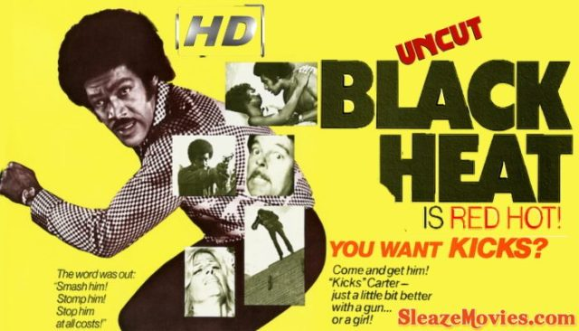 Black Heat (1976) watch uncut