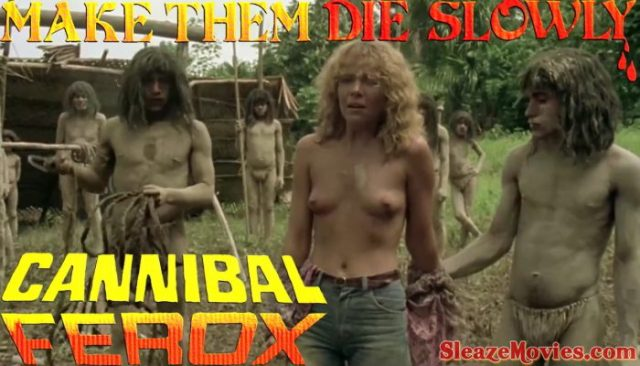 Cannibal Ferox (1981) watch online