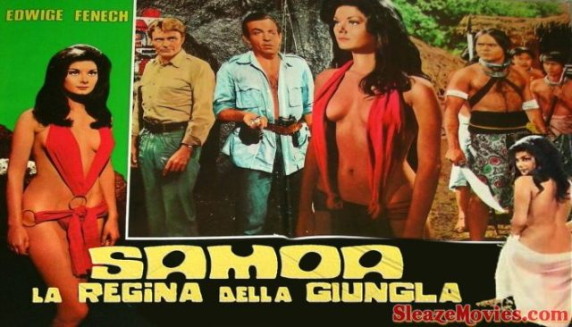 Samoa Queen Of The Jungle (1968) watch online