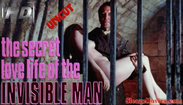 Secret Love Life Of The Invisible Man (1970) watch uncut