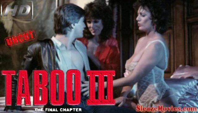 Taboo 3 (1984) watch uncut