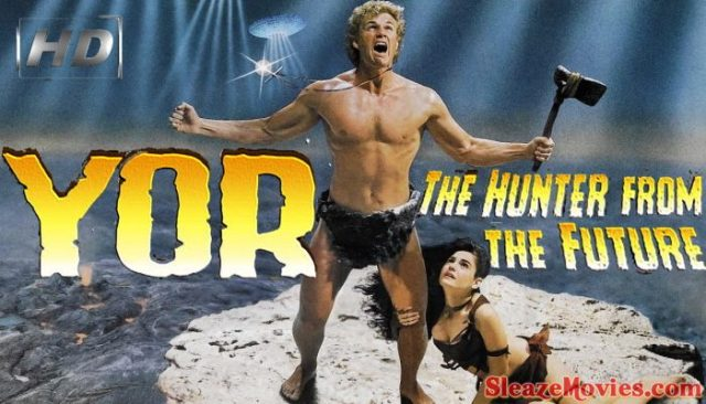 Yor : the Hunter from the Future (1983) watch online
