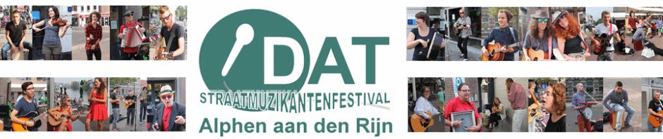 29 augustus 2015 – DAT Straatmuzikantenfestival