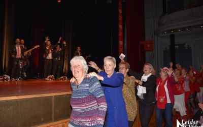 Seniorenfestival 3 octobervereeniging Stadsgehoorzaal