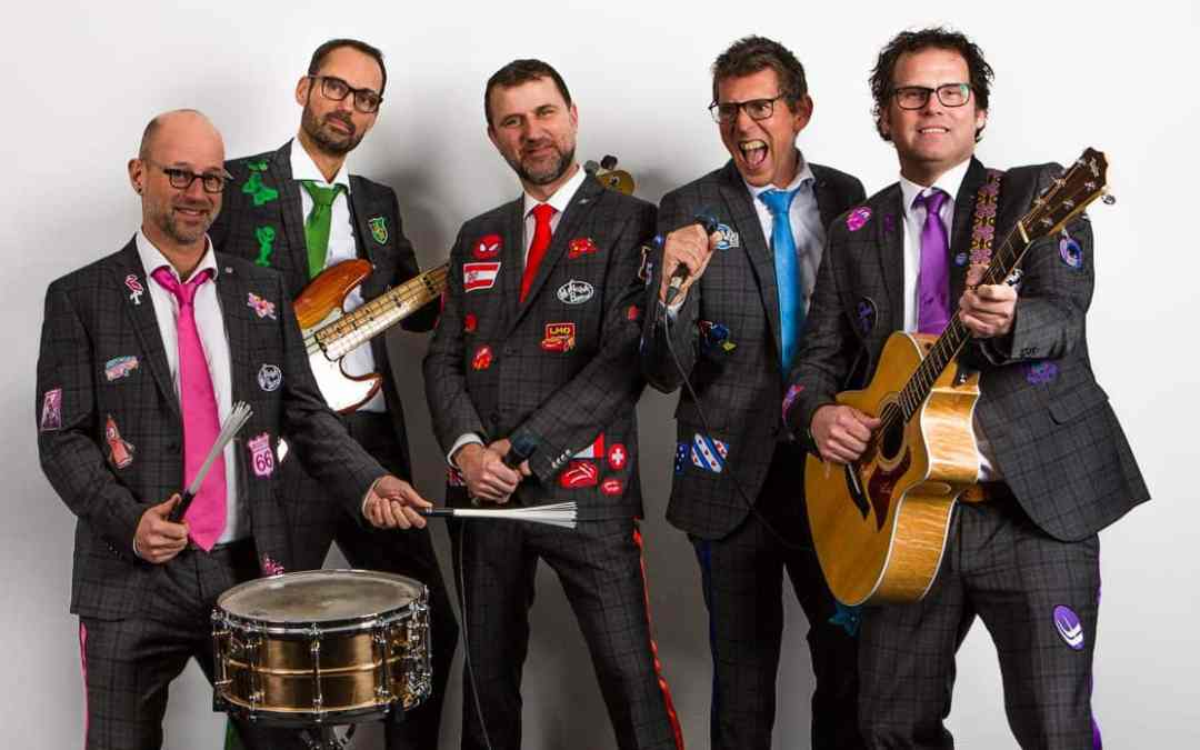 Biografie de Slechte Band uit Leiden