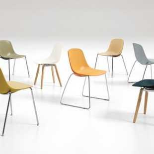 chaises-de-bureau-design-bois-roulettes