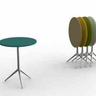 table-pliable-metal-design