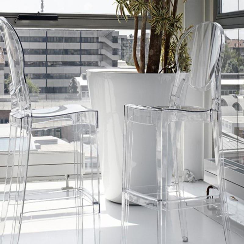 tabouret de bar design igloo mobilier hotellerie restauration
