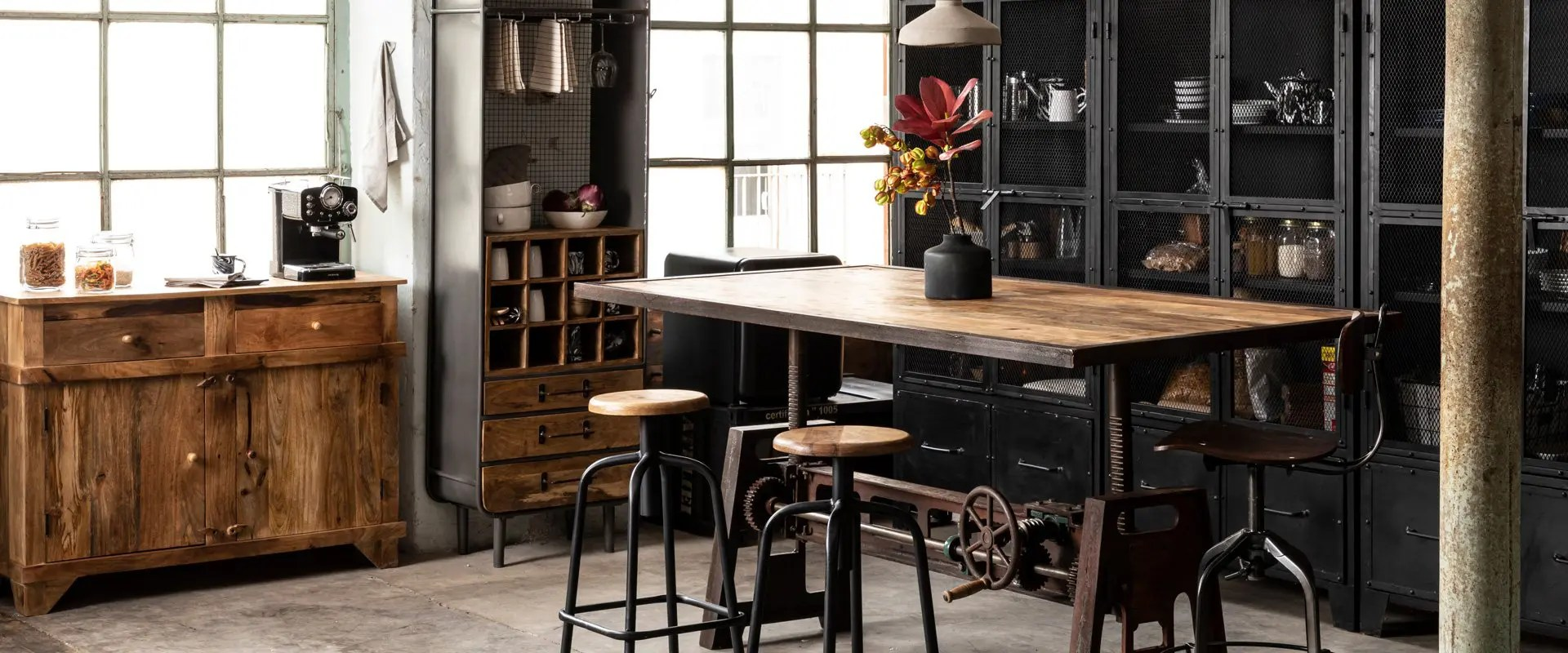 mobilier vintage et industriel chr sledge