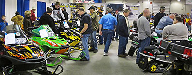 Snowmobile Association of Massachusetts Sled Expo