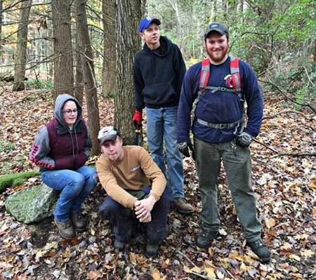 2016 Recreational Trails Program Grants Awardees