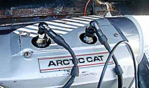 Carb Cable Blues for my arctic cat