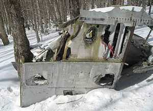 B-52 Crash on Elephant Mountain Maine