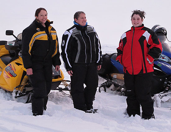 Question and Answer: The Snowmobile Association of Massachusetts