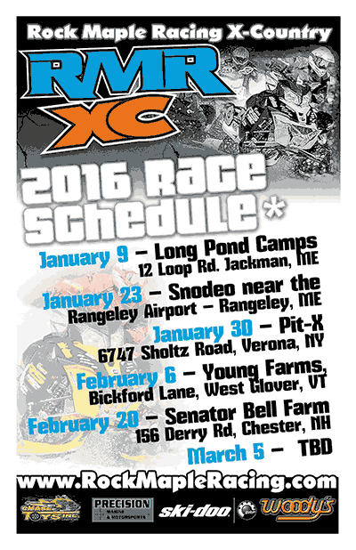 Rock-Maple-Racing-Cross-Country-Snowmobile-Racing-schedule-2016