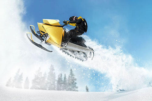 Quebec Hydrogen Snowmobile Concept