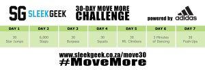 Sleekgeek-30-Day-Move-More-Challenge-Week-1