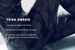 Adidas Technical Range - Yoga Onesie