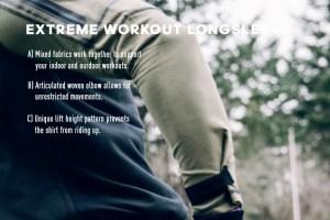 Adidas Technical Range - Extreme Workout Longsleeve