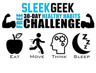 30-Day Healthy Habits Challenge
